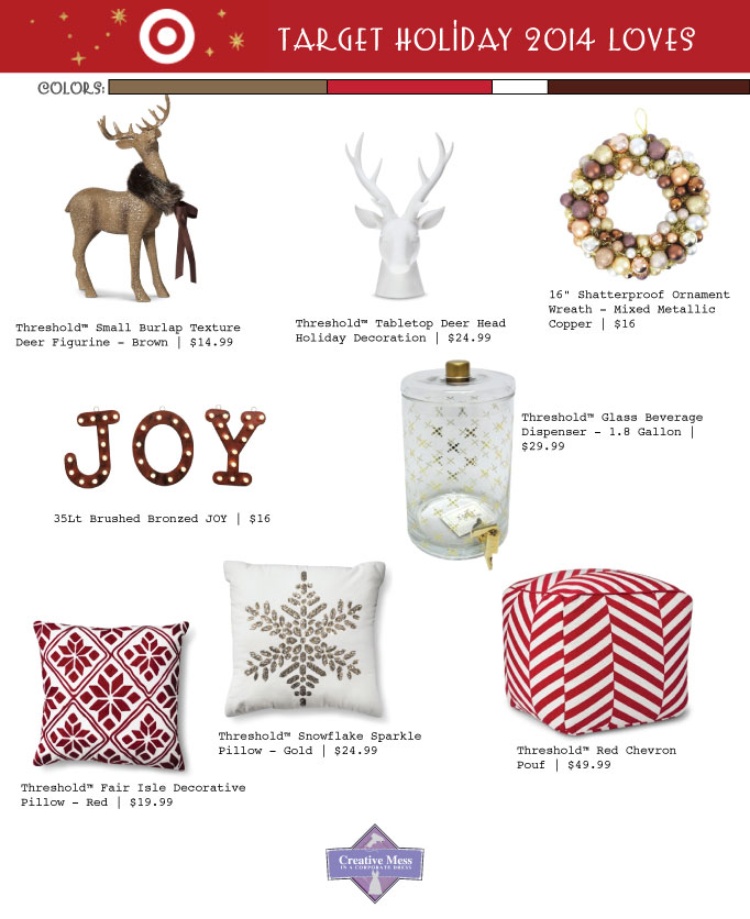 Target Holiday 2014 Loves