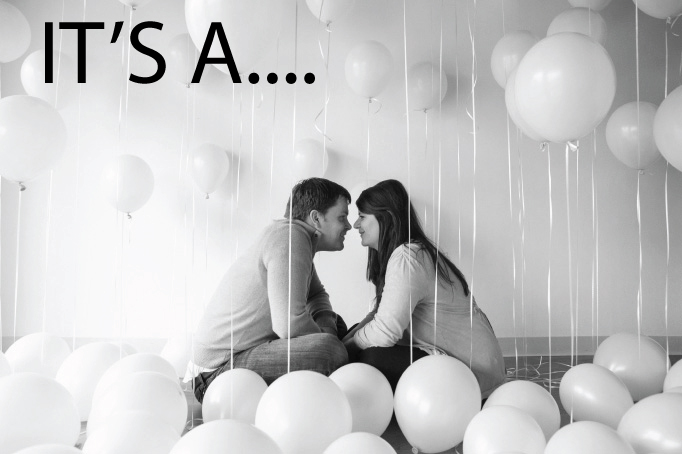 Gender Reveal Photos
