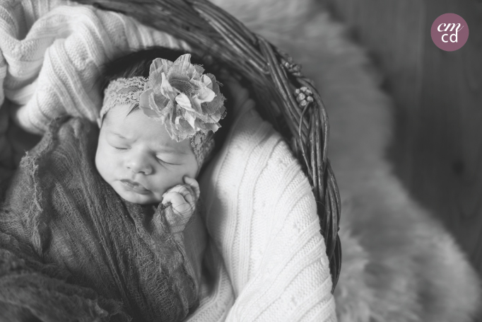 Newborn Photos | Creative Mess in a Corporate Dress